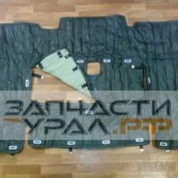 Утеплитель радиатор Урал (бескапотная кабина)